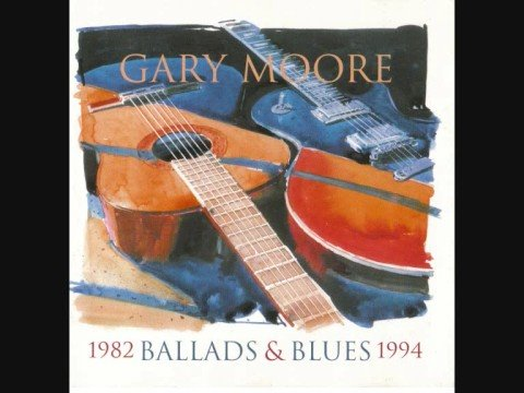 Gary Moore - Still Got The Blues:歌詞+中文翻譯