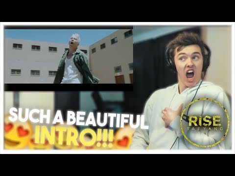Taeyang - White Night 'Intro' MV Reaction!! [SUCH A BEAUTIFUL INTRO!!!]
