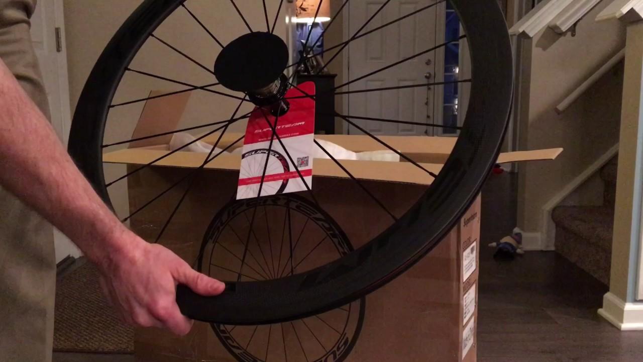 ab6eadd08e5 Superteam (cheap carbon wheels) unboxing - YouTube