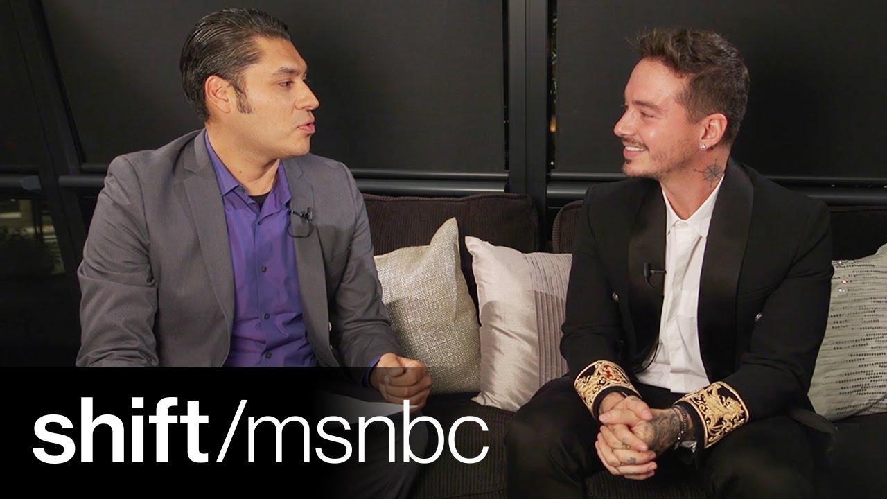 Download J. Balvin Brings Romance To Reggaeton | shift | MSNBC