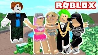 EXPOSING GOLD DIGGERS IN ROBLOX PRANK! | Roblox Social Experiment thumbnail