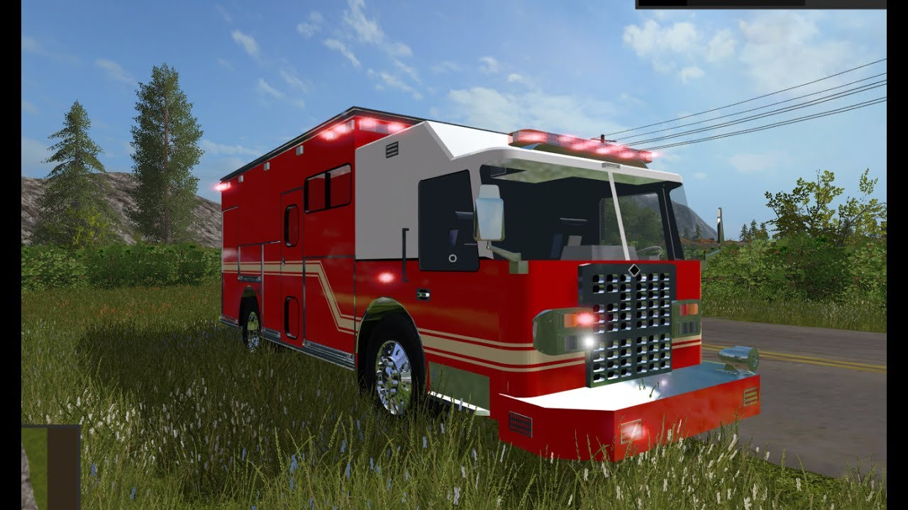 FS17-- Fire Department Responds to 2 vehicles vs Telephone