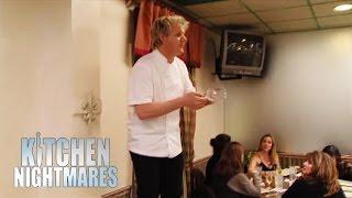 Gordon Makes An Announcement - Kitchen Nightmares