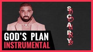 Baixar Drake - God's Plan (Scary Hours) beat instrumental (2018 Remake)