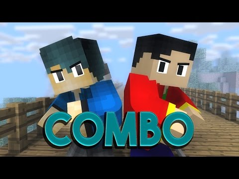 """Combo Edwin dan AuzaNaufal"" - MINECRAFT ANIMATION INDONESIA"