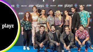 Nueva temporada de Playz | Rueda de prensa