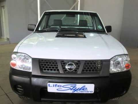 2012 NISSAN HARDBODY NP300 2.5 Tdi Lwb 4X4 Auto For Sale On Auto Trader South Africa