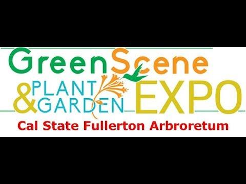 California State University Fullerton Arboretum Green Scene 2018