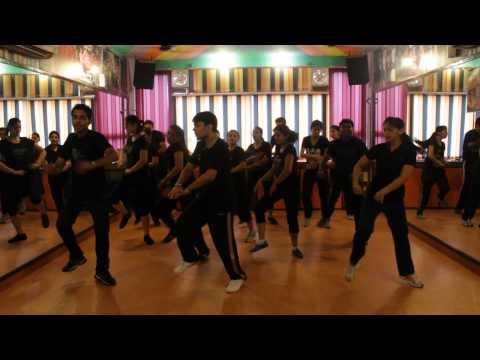 Shoulder | Jatt & Juliet 2 | Diljit Dosanjh | Step2Step Dance Studio