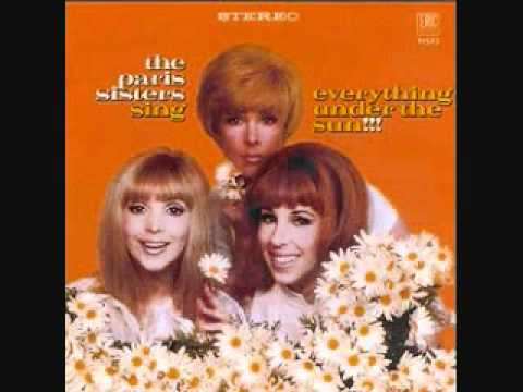 The Paris Sisters - Sincerely