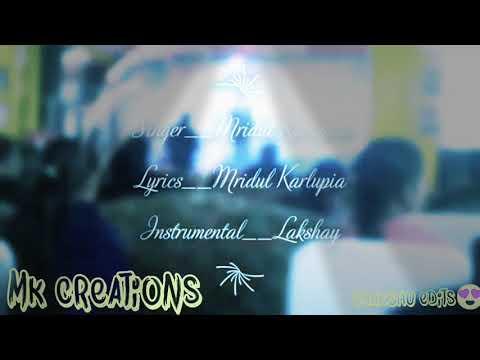 MK Creations Best Singing # BASOHLI AE😍😍