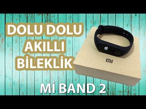 Xiaomi Mi Band 2 İncelemesi