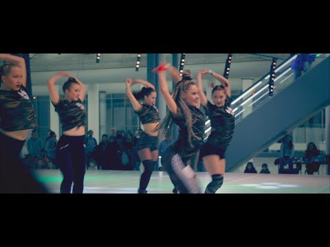 """DI BADDEST"" The Best Small Group on European Dancehall Cup IDF 2015/ DANCE LIFE EXPO!!!"