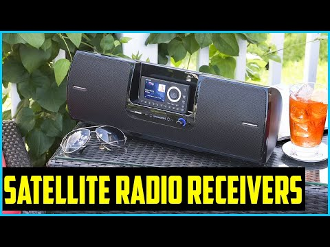 Top 5 Best Satellite Radio Receivers for Cars in 2020