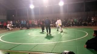 Pencak silat popda karisidenan Pati tahun 2017 KELAS D PUTRA SMA FINAL