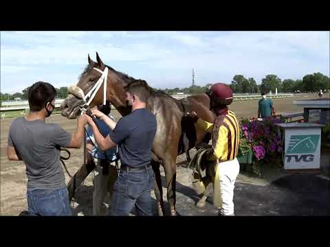 video thumbnail for MONMOUTH PARK 07-11-20 RACE 10