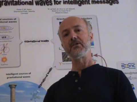 Peter Hahn gravitational wave detector