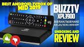 How To Setup Buzz TV XPL3000 - YouTube