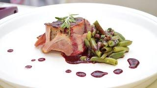 Медальоны из свинины под соусом из черной смородины | Tupperware | Кулинарная Звезда