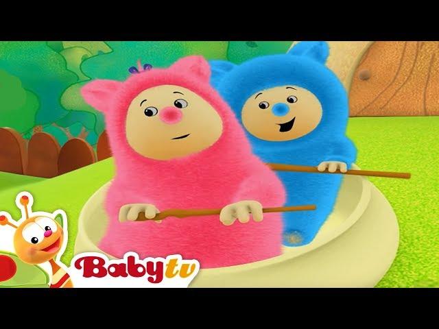 Billy Bam Bam | The Mighty Sailors | BabyTV