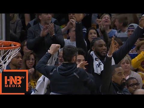 Kyle Korver On Fire / Cavaliers vs Grizzlies