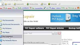 pstrepair file repair from pstfilerepair.net