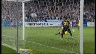 ФК Севастополь - ПФК Александрия 3-0 17.08.2012