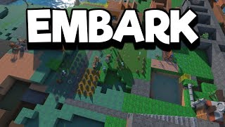 Embark Gameplay Impressions - Rimworld Base Building and Crafting in 3D! thumbnail