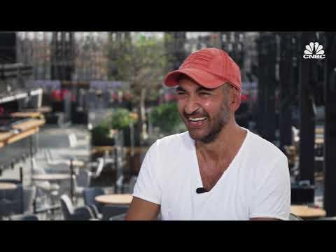 Full Interview: Lebanon's DJ Rodge | CNBC International