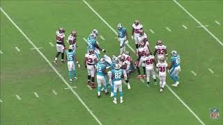 Antoine Winfield Jr vs Carolina Panthers (Week 2) : Film Study