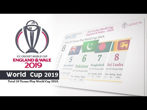 World Cup 2019 | All Details (2017|2018|2019) # ICC Cricket Event Schedule till World Cup 2019