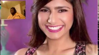 DustDaRapper React: MIA KHALIFA - Before They Were Famous - UPDATED
