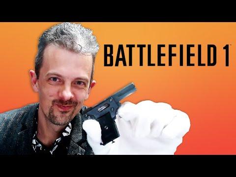 Firearms Expert Reacts To Battlefield 1's Guns