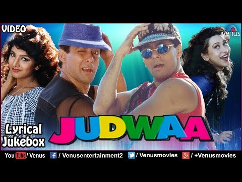 Judwaa - Lyrical Video Songs | Salman Khan, Karishma Kapoor, Rambha | JUKEBOX | Superhit Hindi Songs