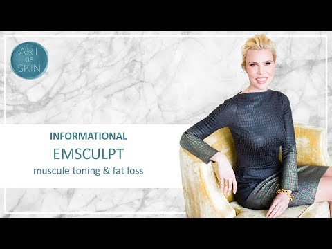EMSCULPT non-surgical buttlift & abdominal muscle toning