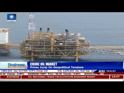 Nigeria's Oil Production In Focus As Gold Holds Steady |Business Incorporated|