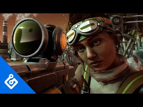 Exclusive Combat Gameplay And Details For The Outer Worlds