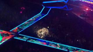 COLDPLAY + THE CHAINSMOKERS - SOMETHING JUST LIKE THIS - BRIT AWARDS 2017
