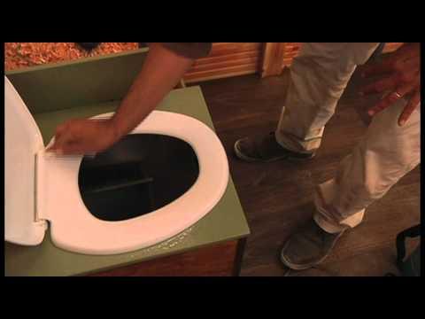 Toilettes sèches publiques Petit Coin Nature.