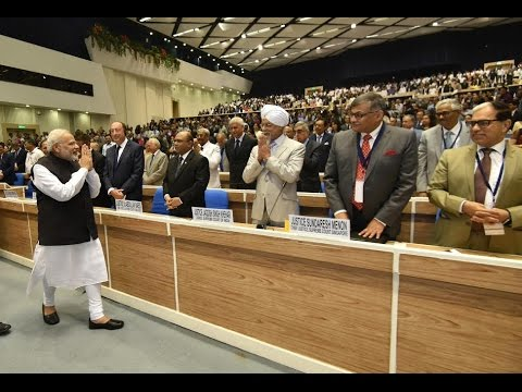 PM at Valedictory session of National Initiative towards Strengthening Arbitration & Enforcement