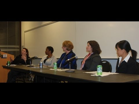 The Paralegal Profession: an insider's perspective (career panel discussion)