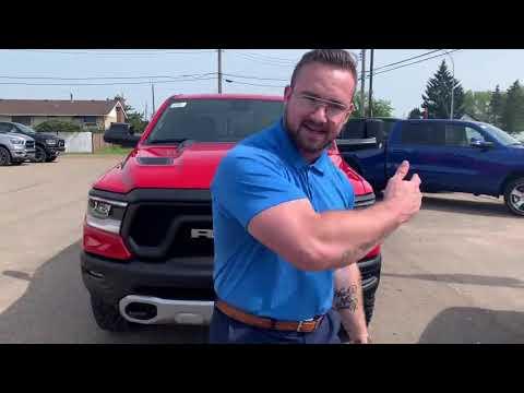 2020 Ram 1500 Rebel   STK# LR17275   Redwater Dodge