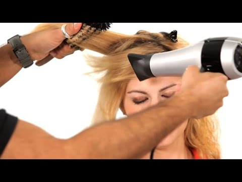 How to Do a Salon Blowout at Home | Salon Hair Tutorial