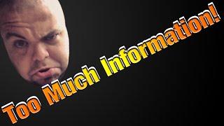 TMI (50 SPØRGSMÅL BESVARET) - Too Much Information!