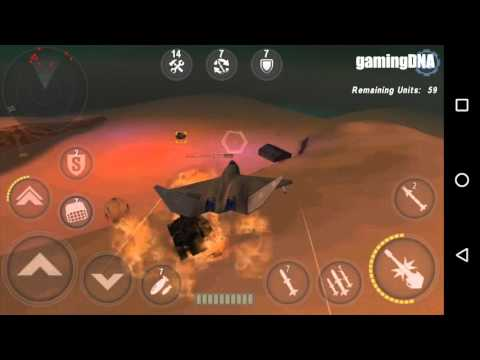 GUNSHIP BATTLE : BLACK WIDOW II - Red Moon
