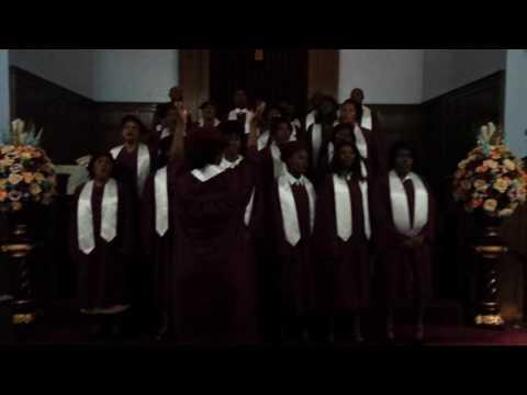 """Salem Pentecostal Haitian Church RDG – Choir """"Soon and Very Soon"""""""