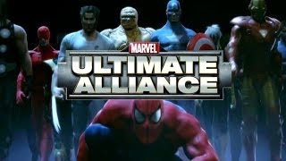Marvel Ultimate Alliance-(All Characters & Skins) PS4/Patched