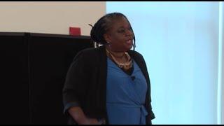 Blowing the Whistle while Black   Arthuretta Holmes Martin   TEDxWilmingtonSalon