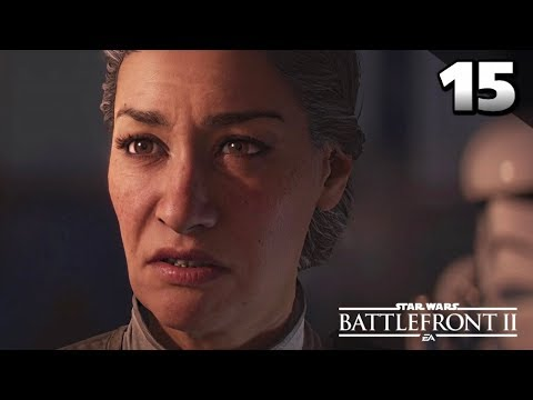 STAR WARS Battlefront II Walkthrough Gameplay · Mission: Ashes of the Empire | Resurrection