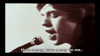 The Rolling Stones - Mercy Mercy (1964)  With lyrics subtitles